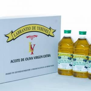 PACK 3 unidades. Aceite de oliva virgen 2 litros.